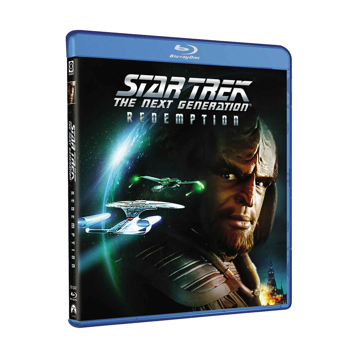 Star Trek: The Next Generation - Redemption Blu-ray