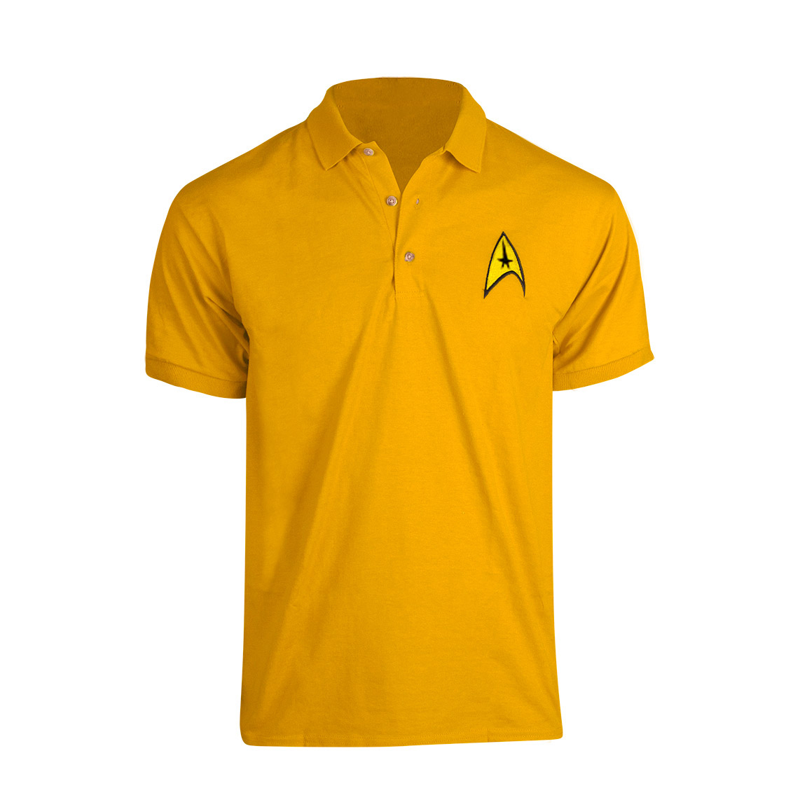 Star Trek Uniform Polo Shirts