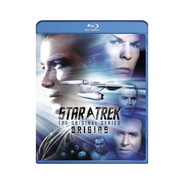 Star Trek: The Original Series - Origins Blu-ray