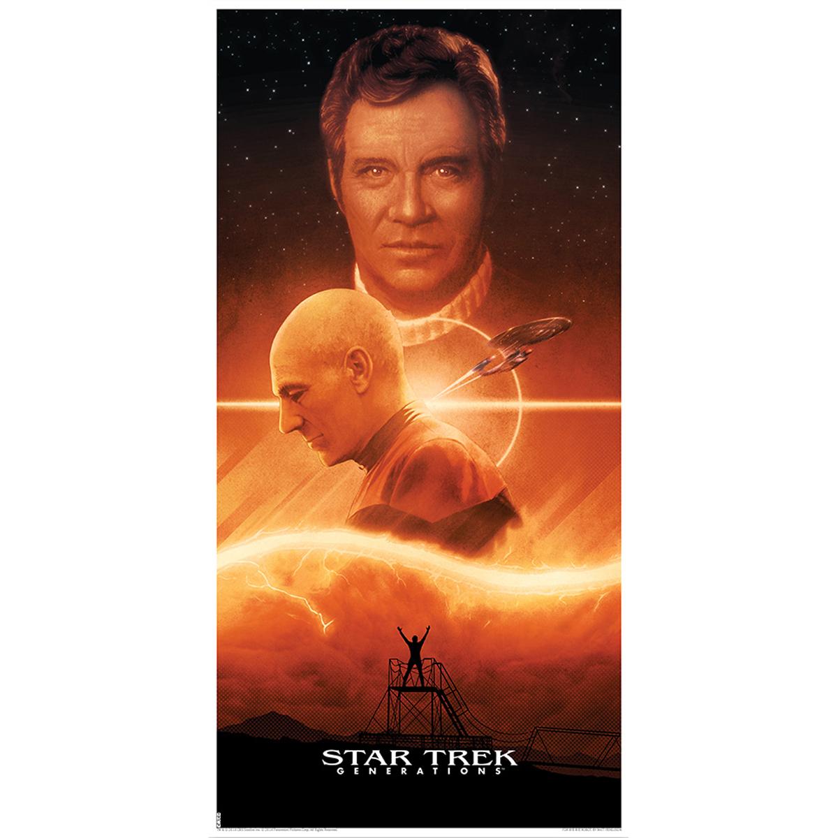 Star Trek: Generations Lithography [12x24]
