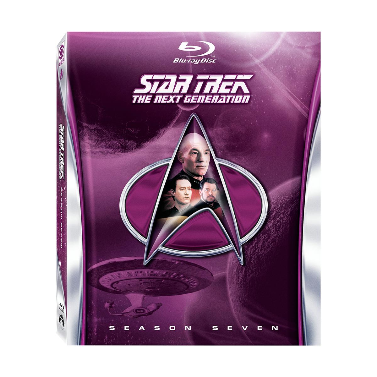 Star Trek: The Next Generation - Season 7 Blu-ray