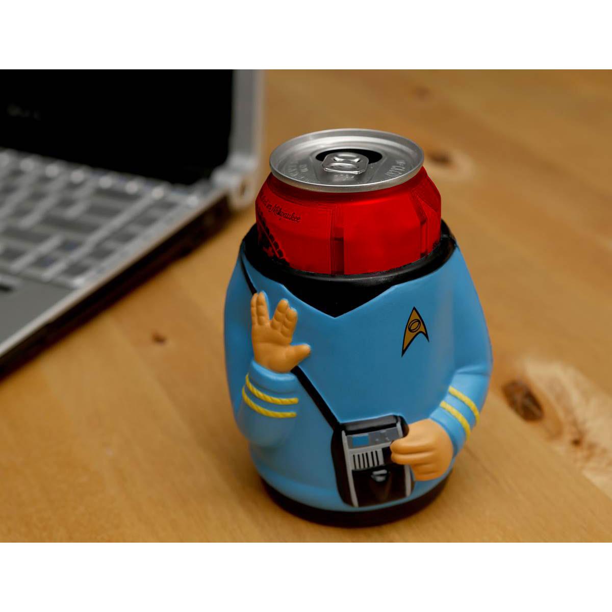 Star Trek Mr. Spock Can Kooler