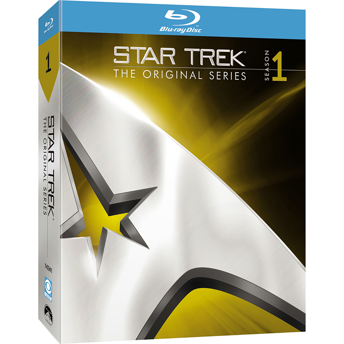 Star Trek: The Original Series - Season 1 Blu-ray