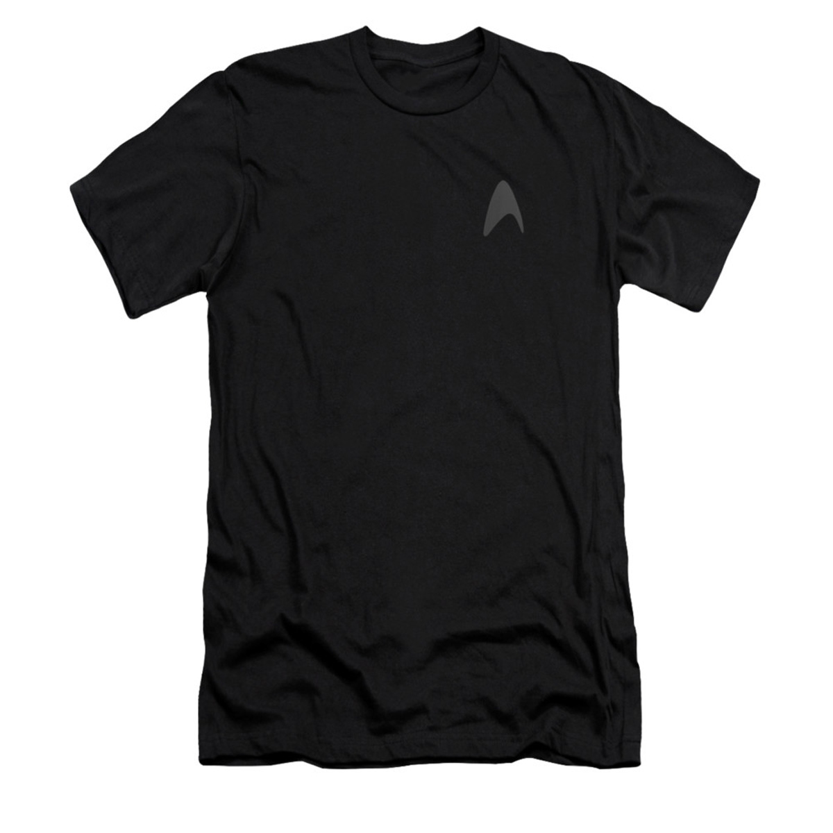 Star Trek Black Command T-Shirt