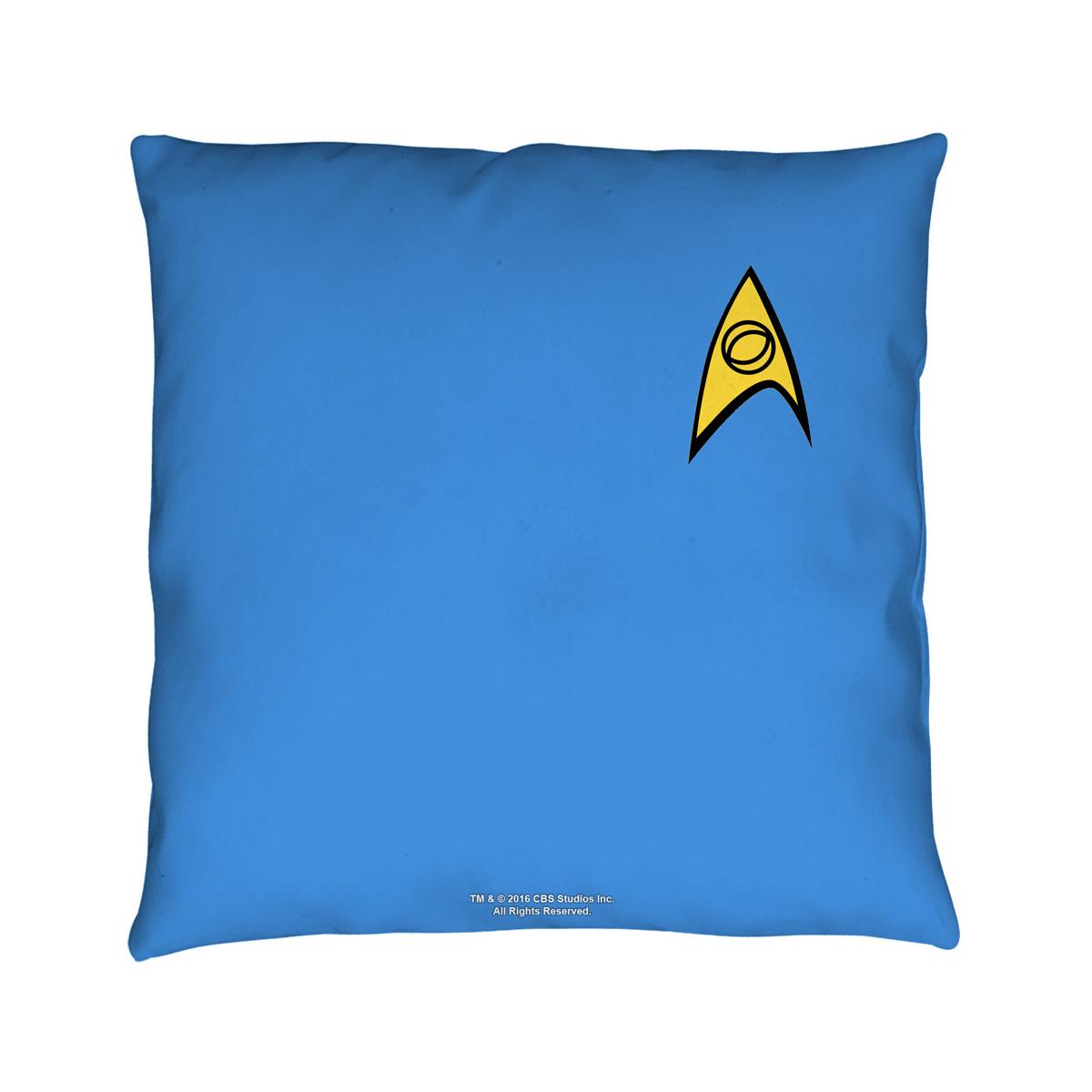 Star Trek Science Pillow [16 x 16]