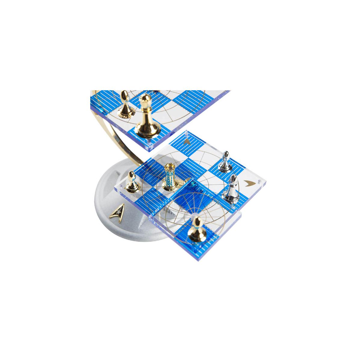 Star Trek Tridimensional Chess Set Shop The Star Trek