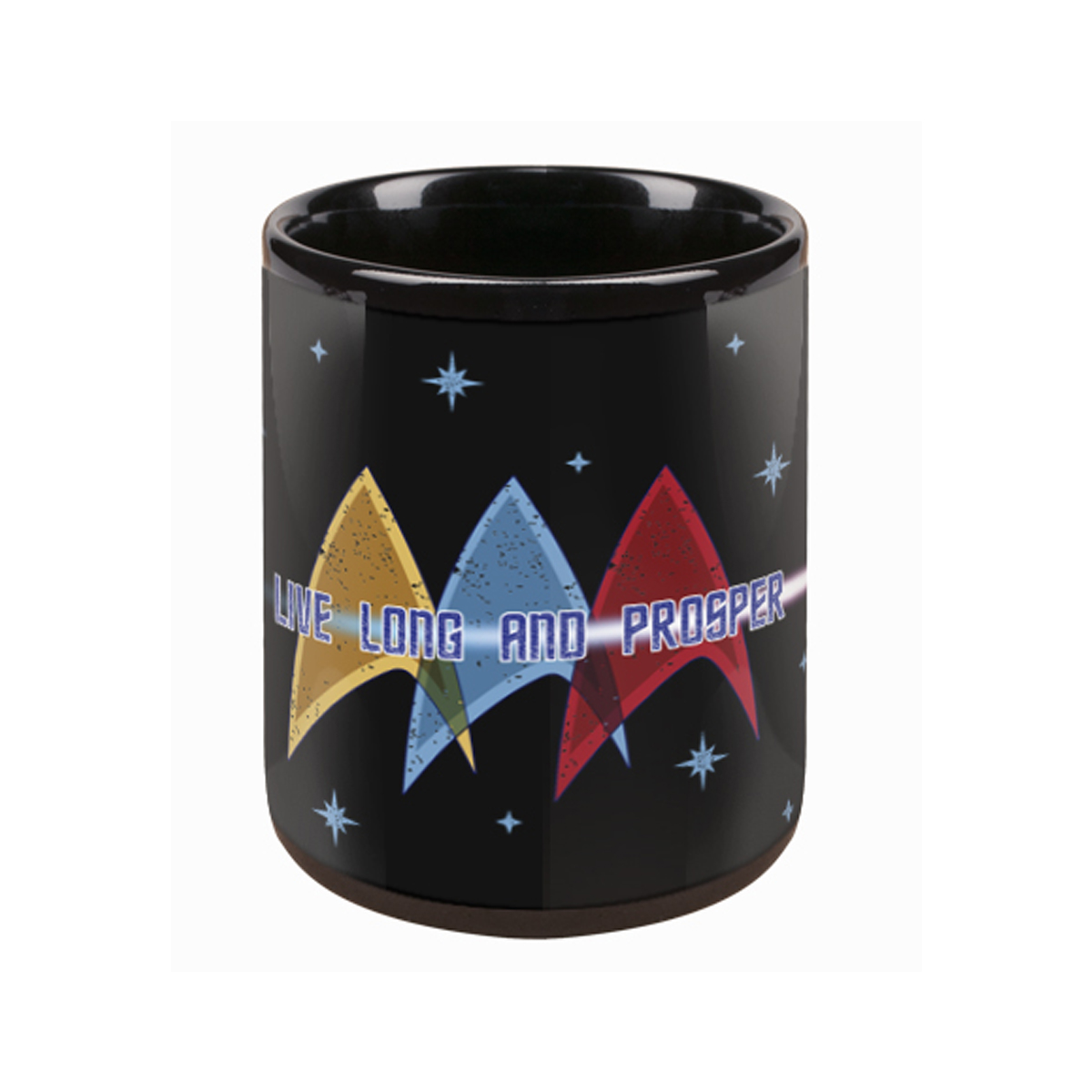 Star Trek Live Long and Prosper Mug