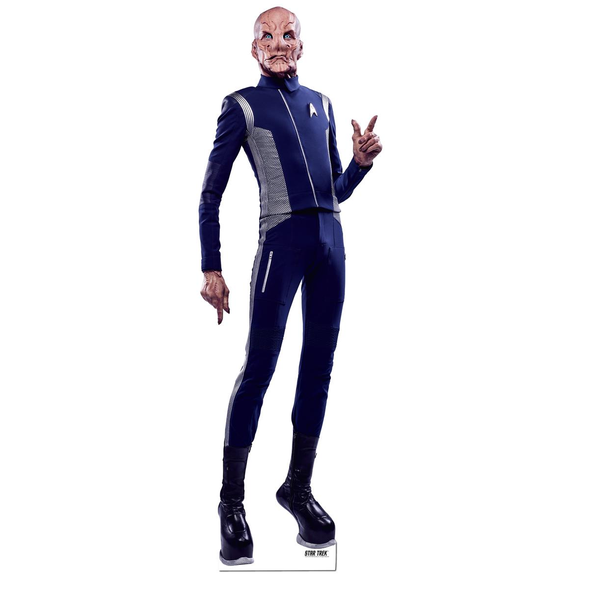 Star Trek Discovery Saru Standee