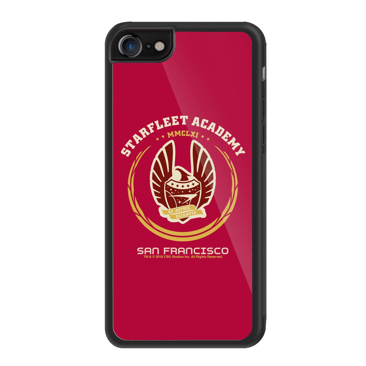 Star Trek Starfleet Academy San Francisco iPhone Case