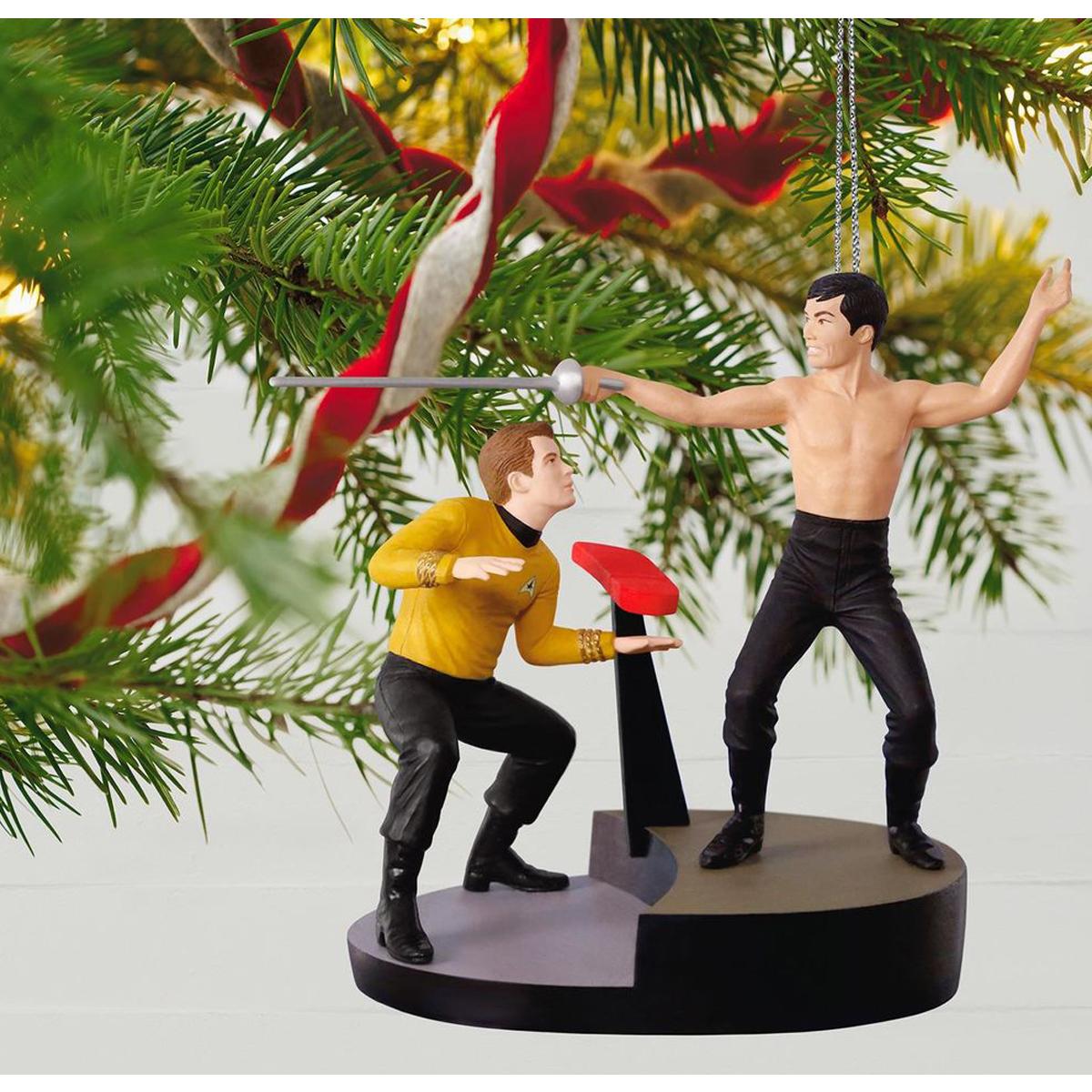 """STAR TREK™ """"The Naked Time"""" Ornament"""