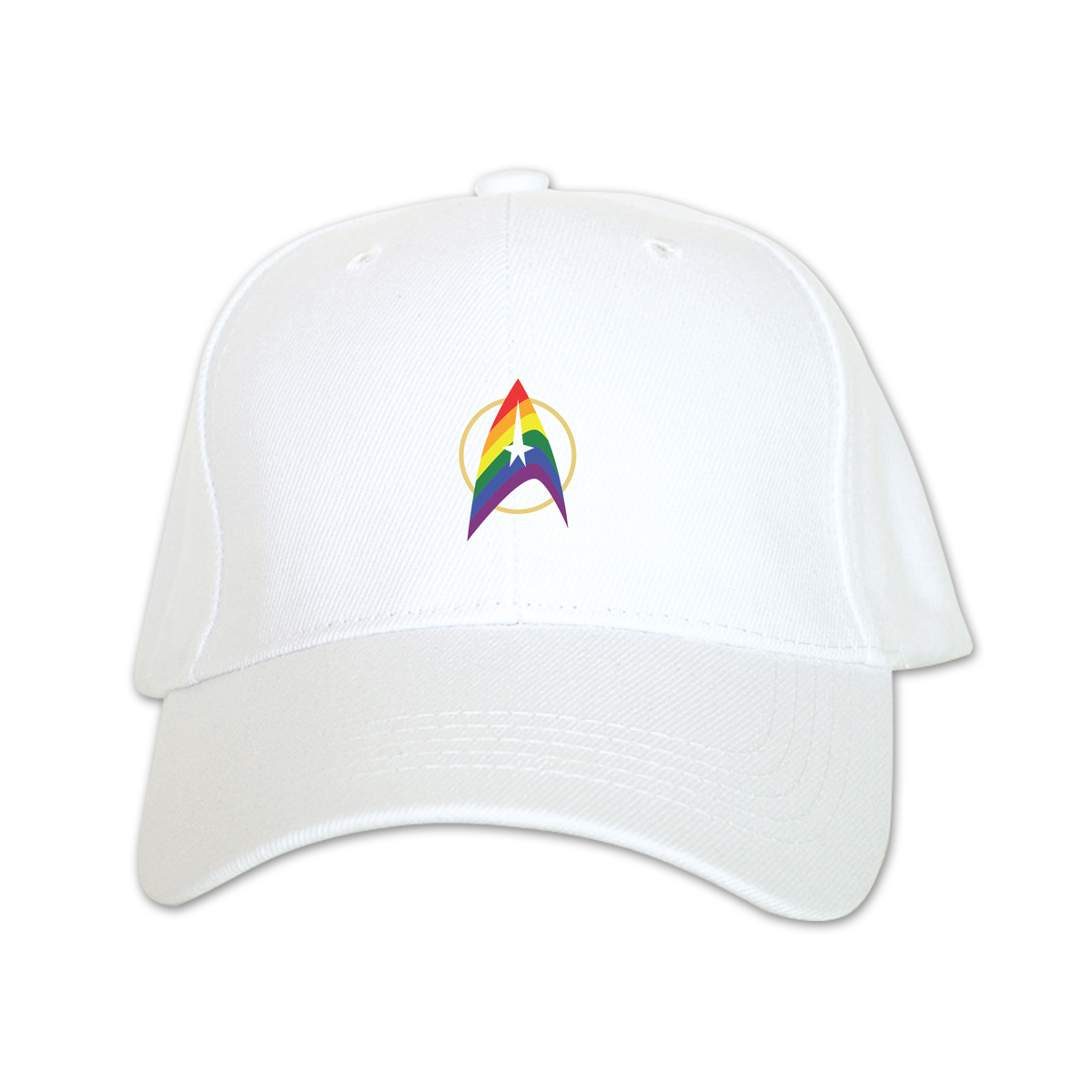 Star Trek The Original Series Pride Baseball Hat