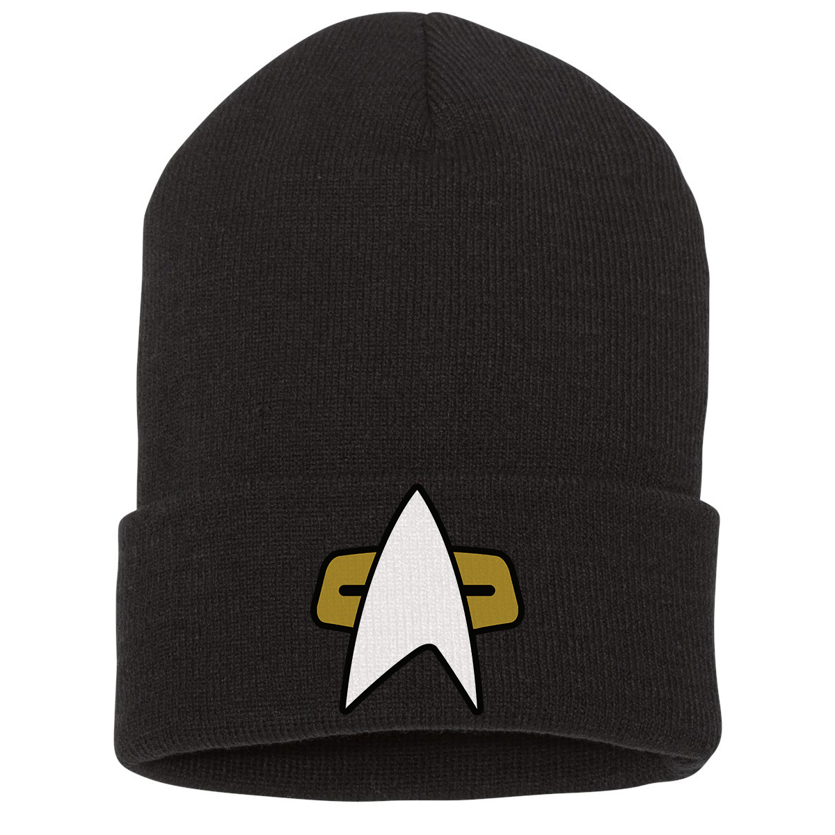 Star Trek Voyager Delta Beanie