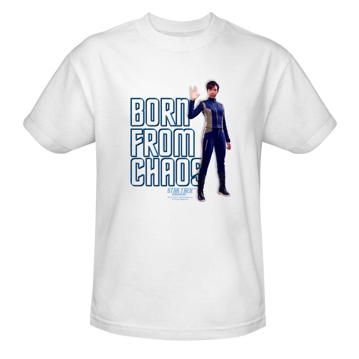 Star Trek Discovery Burnham T-Shirt