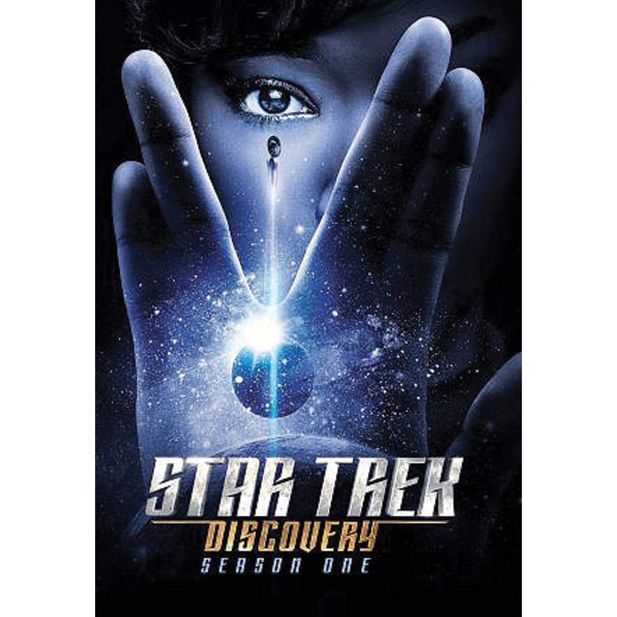 Star Trek: Discovery Season 1 DVD