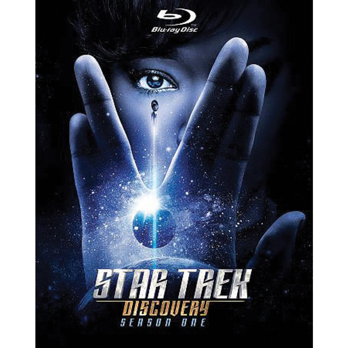 Star Trek: Discovery Season 1 Blu-ray