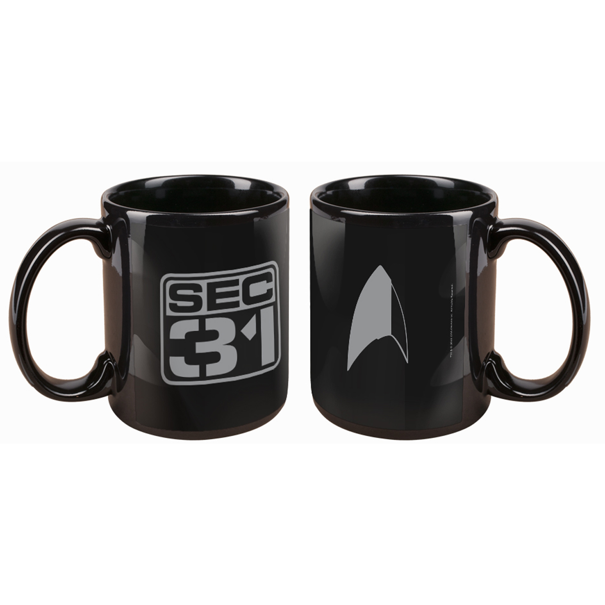 Star Trek Discovery Section 31 Mug