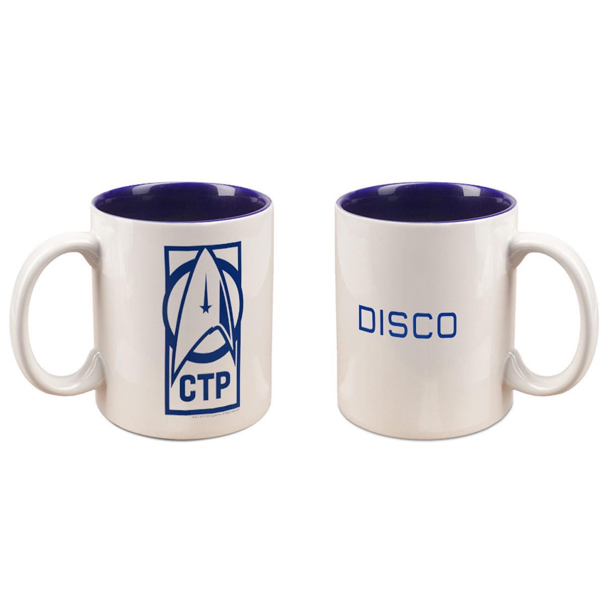Star Trek Discovery Command Training Program Mug