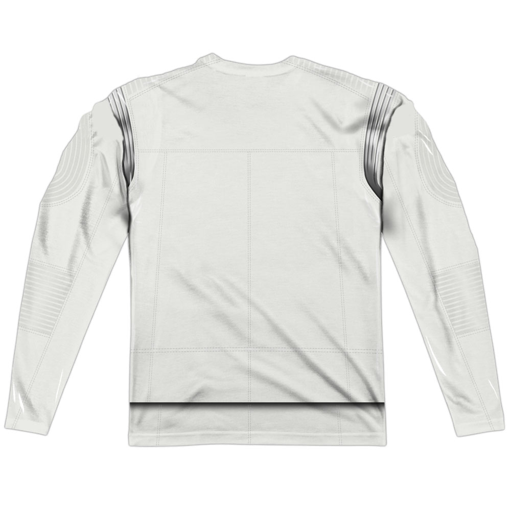 Star Trek Discovery Medical Uniform Costume Long Sleeve T-Shirt