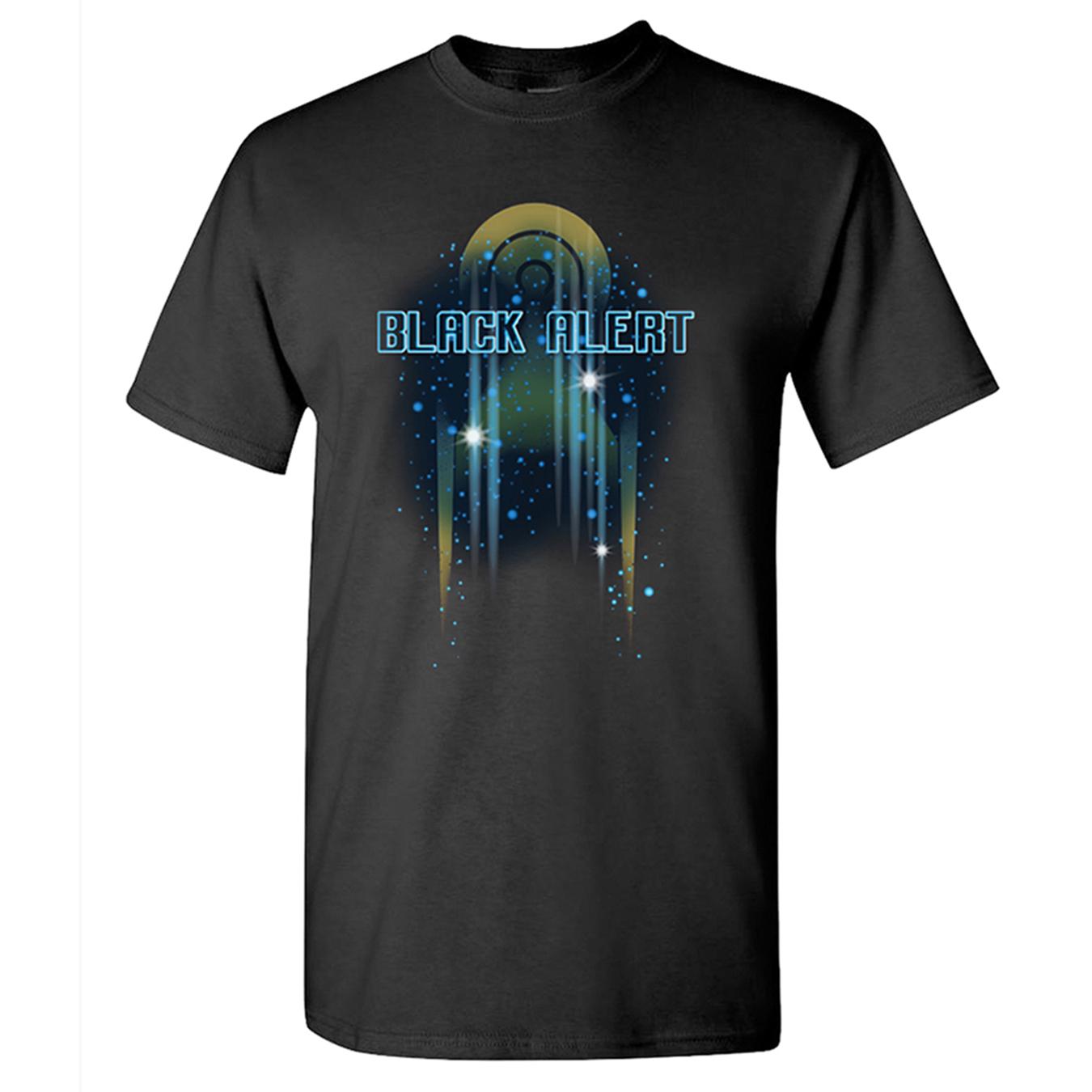 Star Trek Discovery Black Alert T-Shirt