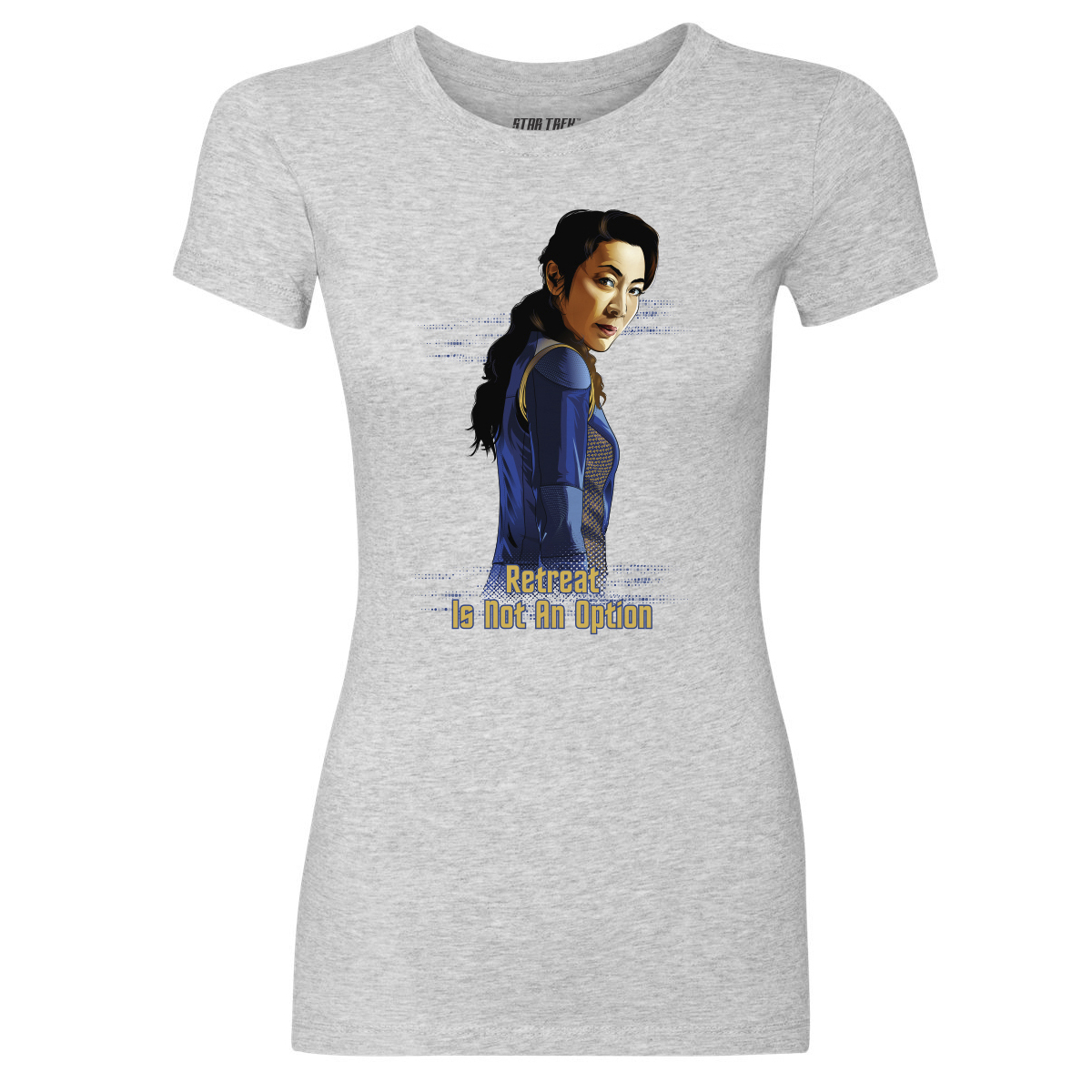 Star Trek Discovery Retreat Is Not An Option Women's T-Shirt