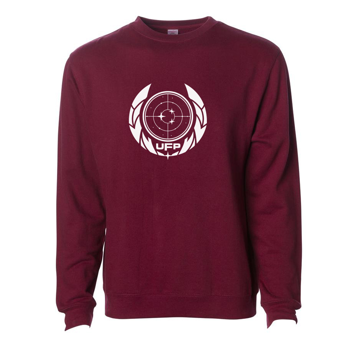 Star Trek Discovery UFP Crew Neck Pullover