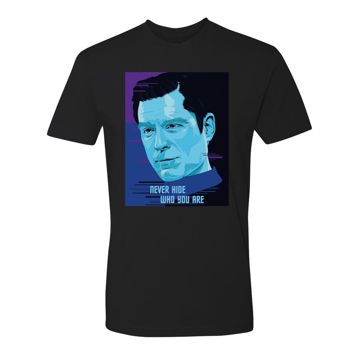 Star Trek Discovery Stamets T-Shirt