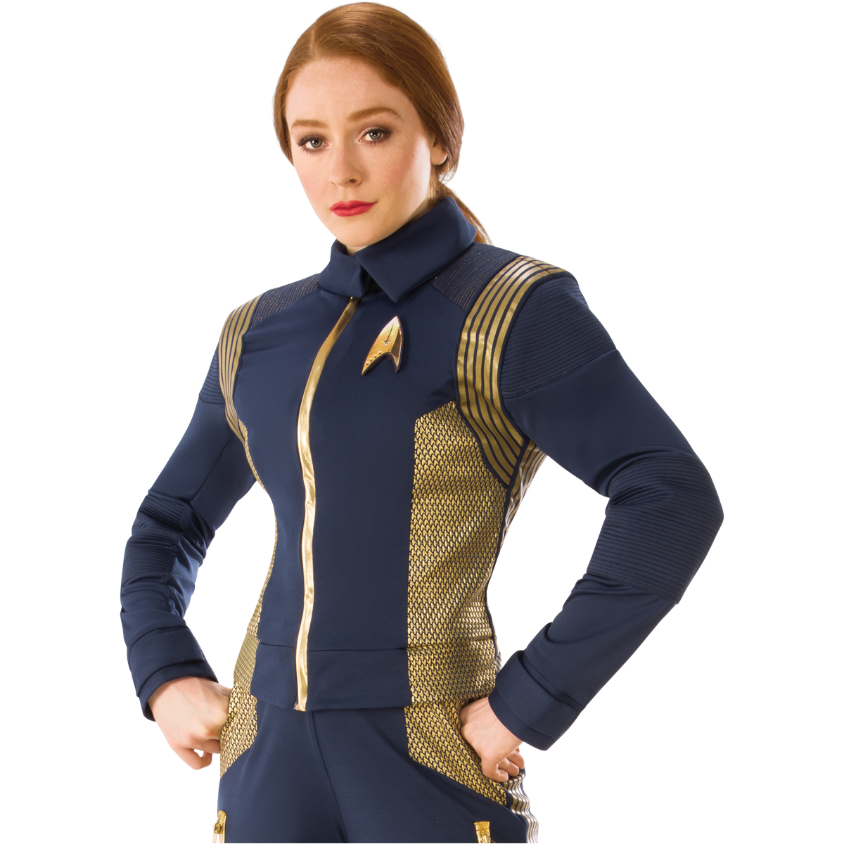 Star Trek Discovery Command Women's Uniform (Gold)