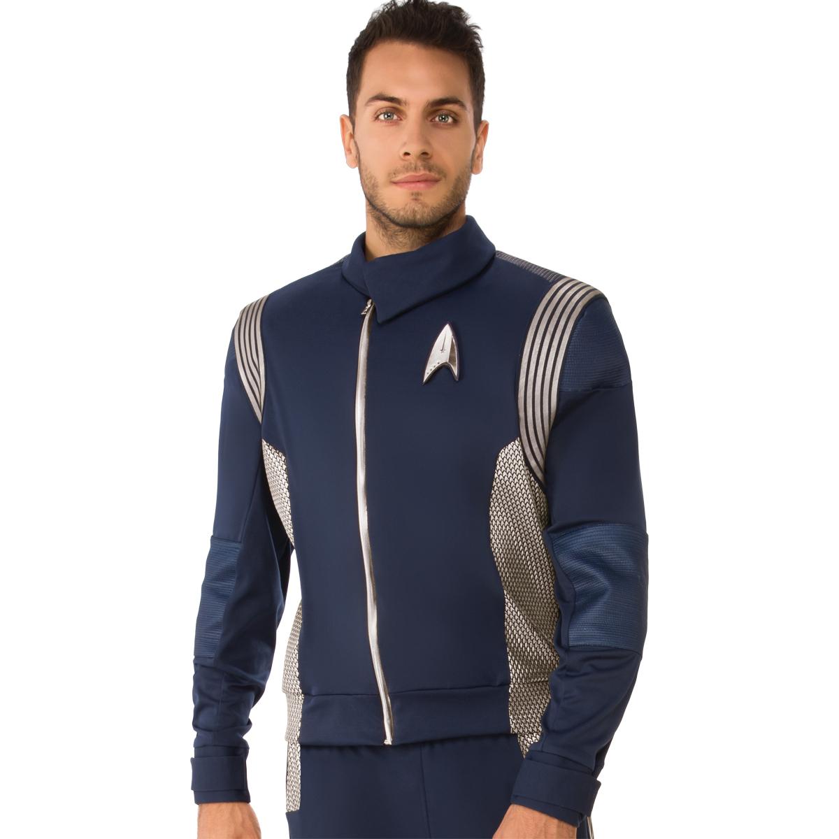 Star Trek Discovery Science Uniform (Silver)