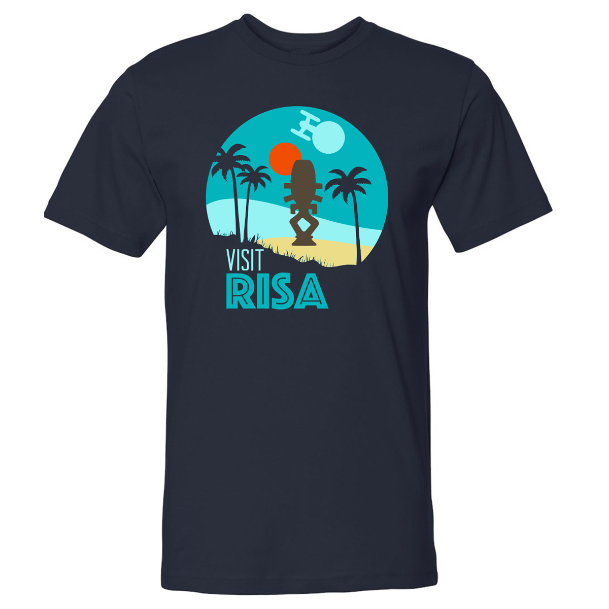 Star Trek Visit Risa T-Shirt