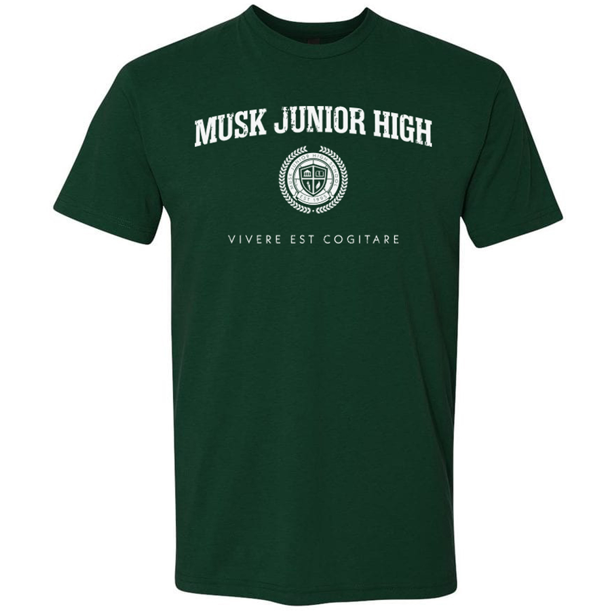 Star Trek Discovery Musk Junior High T-Shirt