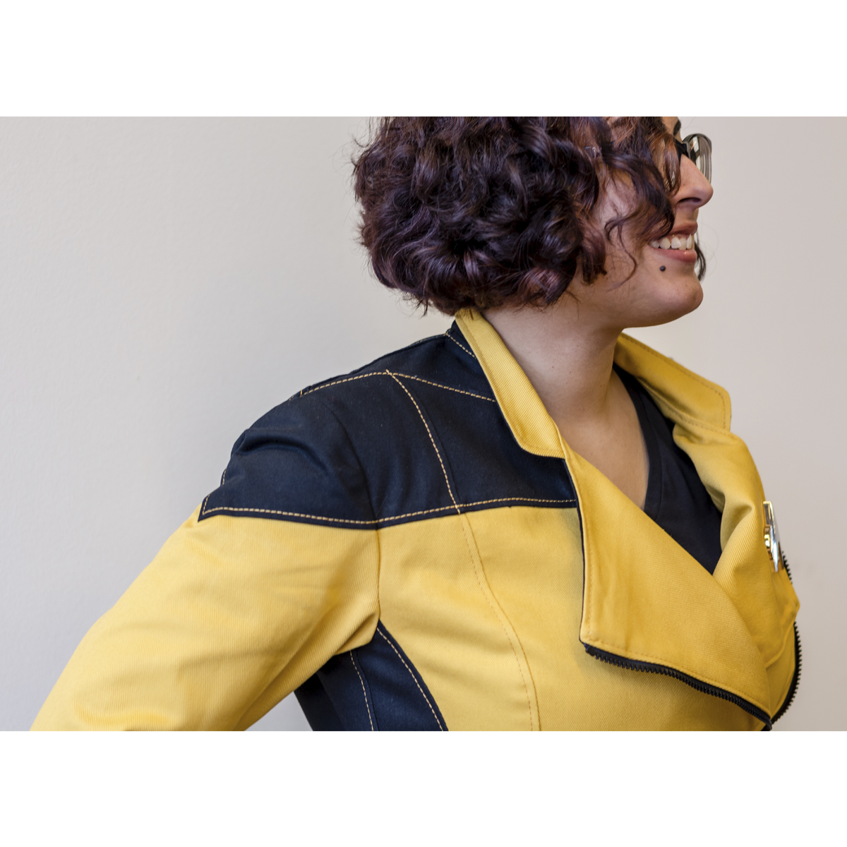 Starfleet 2364 Women's (Operations Gold)