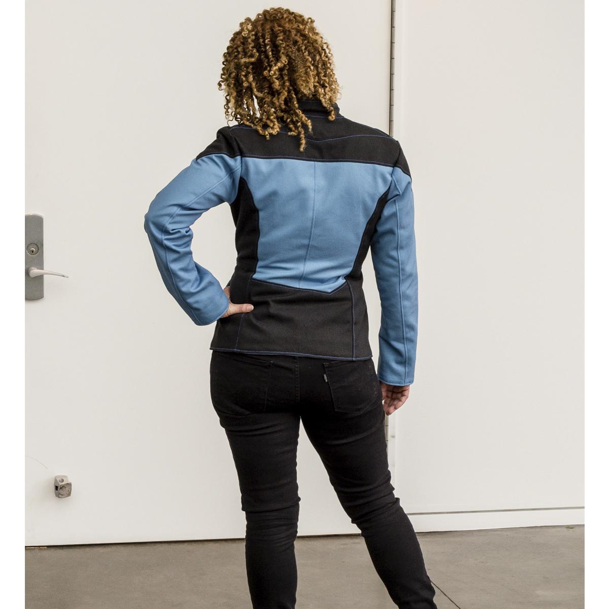 Starfleet 2364 Women's (Science Blue)