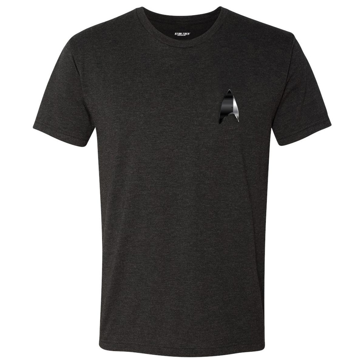 Star Trek Discovery Black Badge T-Shirt