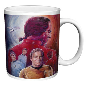 Star Trek Space Seed Mug