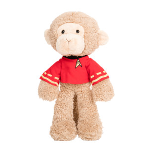 Star Trek LT Commander Scott Plush