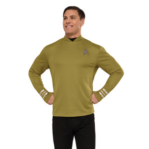Star Trek Beyond Captain Kirk Costume