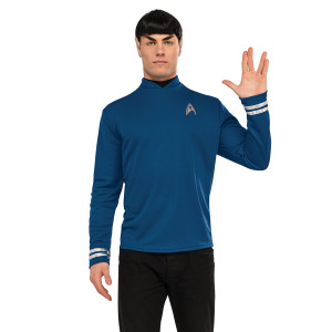 Star Trek Beyond Spock Deluxe Costume