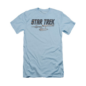 Star Trek Enterprise Logo T-Shirt