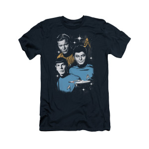 Star Trek 50th Anniversary All Star Crew T-Shirt