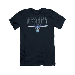 Star Trey Beyond Enterprise Logo T-Shirt