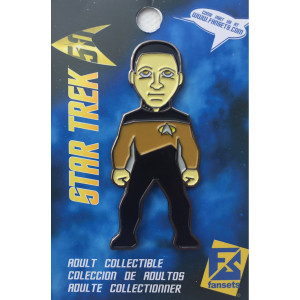 Star Trek The Next Generation Lt Commander Data  Collector's Pin