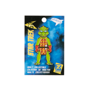 Star Trek Gorn Collector's Pin