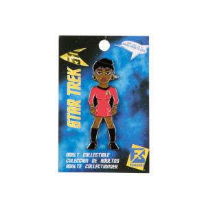 Star Trek Lt. Uhura Collector's Pin
