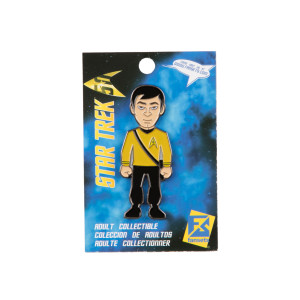 Star Trek Sulu Collector's Pin