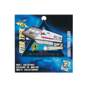 Star Trek Galileo Shuttle Collector's Pin