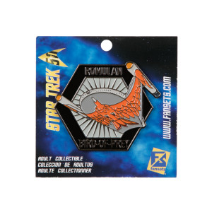 Star Trek Romulan Collector's Pin