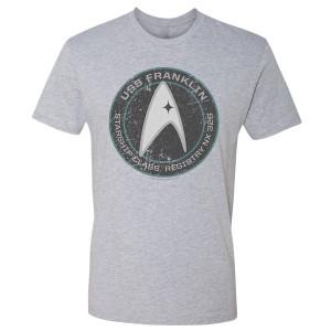 Star Trek Beyond USS Franklin T-Shirt