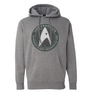 Star Trek Beyond USS Franklin Hoodie