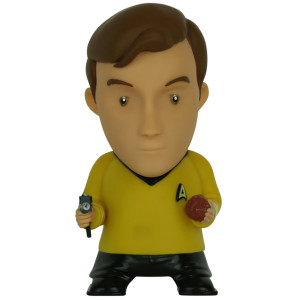 Star Trek Captain Kirk Figure Bluetooth Speaker