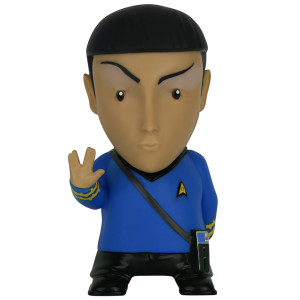 Star Trek Mr. Spock Figure Bluetooth Speaker